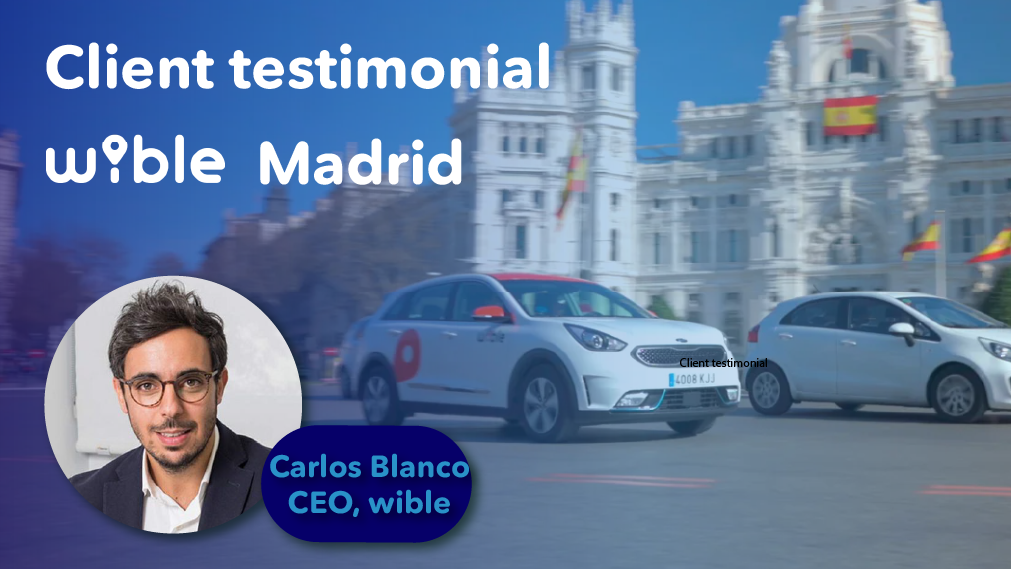 WiBLE Madrid: Learning from the leading shared mobility experts